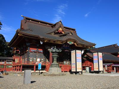 画像:大杉神社(2013)
