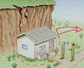 『建築物の移転等の勧告』の画像