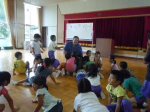『ALT教室(桜川こども園)』の画像
