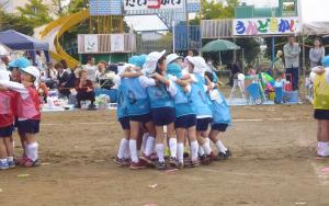 運動会(みのり幼稚園)