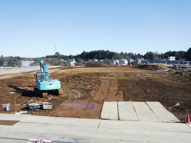 『h261218_B_解体工事完了整地状況』の画像