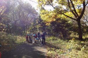 『園外保育(ゆたか幼稚園)』の画像