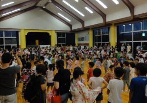 夏の集い(ゆたか幼稚園)