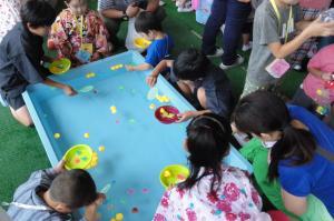 夏祭り(ゆたか幼稚園)