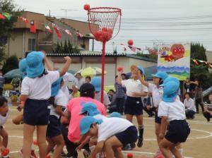 『運動会(ゆたか幼稚園)』の画像