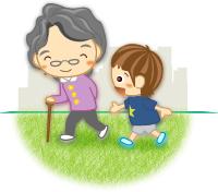 『高齢者虐待』の画像