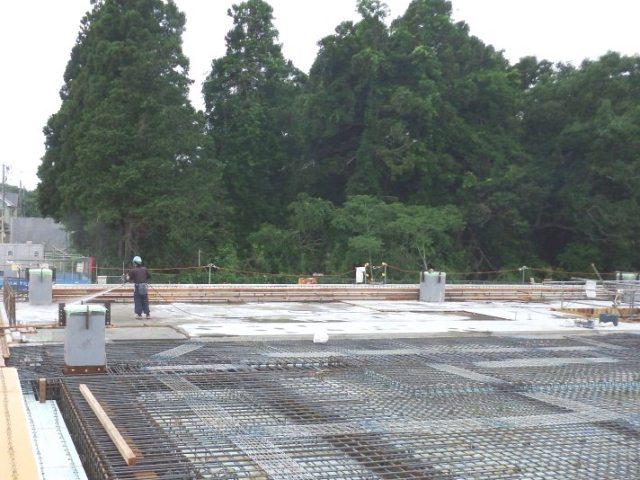 『h270527_コンクリート散水養生』の画像
