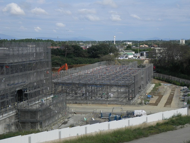 『h270914_公用車車庫・防災公庫棟』の画像