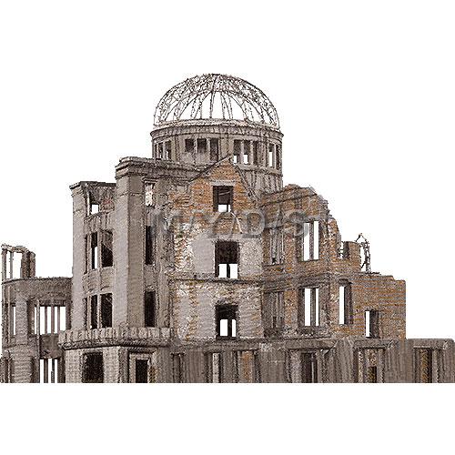 『原爆ドーム』の画像