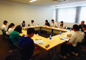 『第1回事前学習会を開催02』の画像