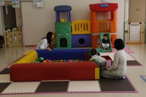 『子育て支センター』の画像