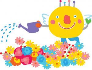『『花いっぱい』の画像』の画像