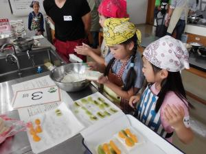 『h30_親子料理教室1』の画像