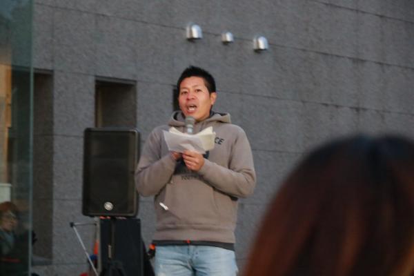 『黒田和義委員長』の画像