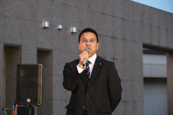 『筧市長』の画像