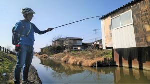 イナシキライド釣り