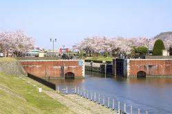 『横利根閘門(西代)01』の画像