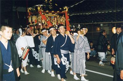 古渡祇園祭(桜川地区)