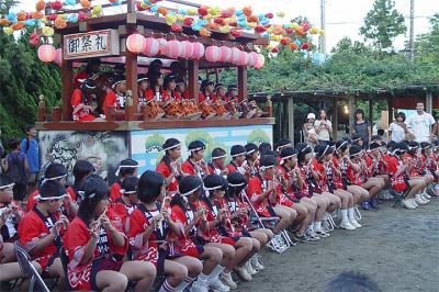 太田祇園祭(新利根地区)