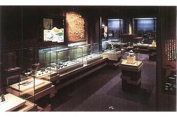 人面装飾付注口土器(複製)/縄文時代晩期、福田貝塚(字薬師前地点)出土