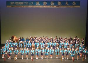 あんば囃子公演3