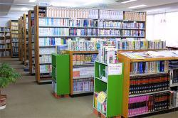 江戸崎公民館図書室
