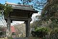 施設:円福寺山門