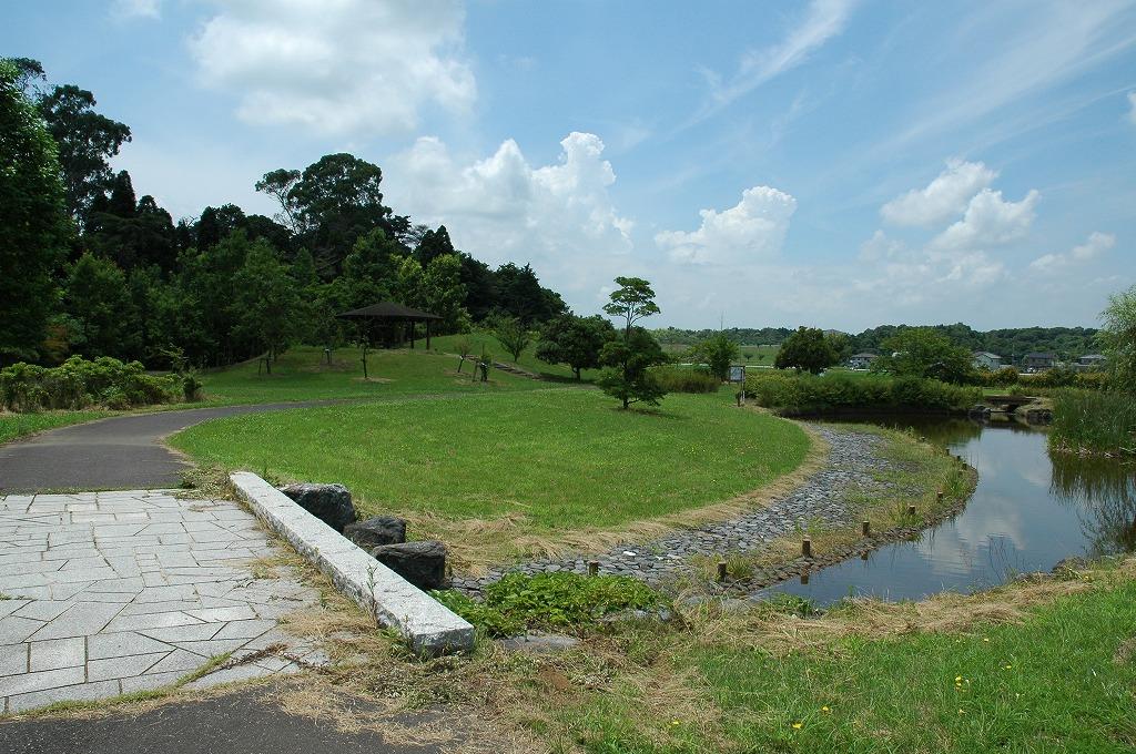 施設:古渡水の里公園